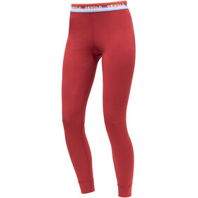 Devold Hiking Long Johns Women Chilli